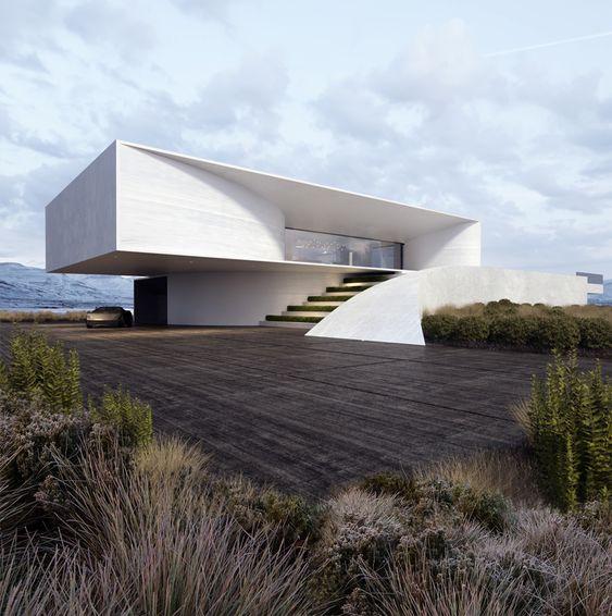 ^ - Hausprojekte, Moderne Häuser and Moderne Häuser on Pinterest