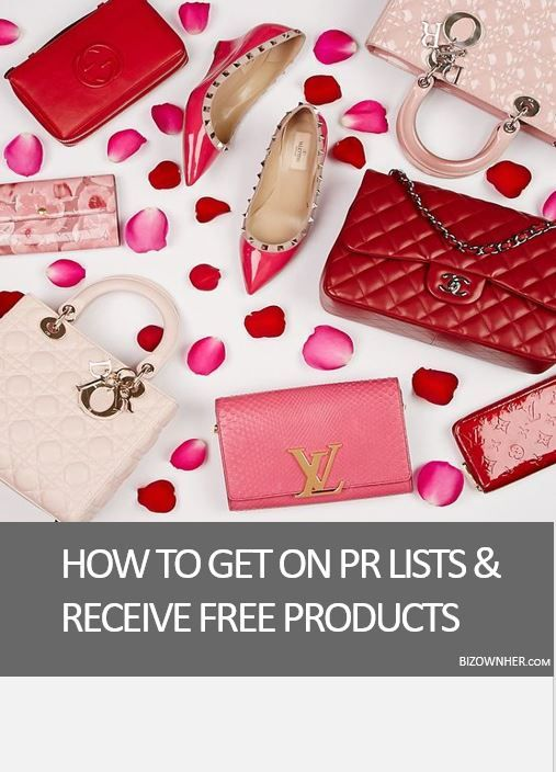 How To Get On Pr List In 2020 Fashion Company How To Get List