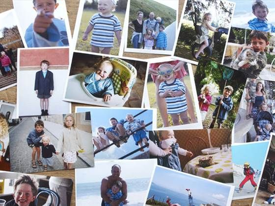 3 steps to organizing family photos—and keeping them that way!