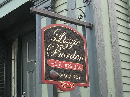 Lizzie Borden Bed And Breakfast And Museum Bed Breakfast Fall