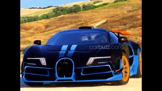 New Car Bugatti
