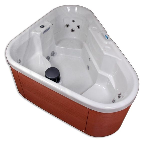 3 Person Above Ground Outdoor Indoor Portable Hot Tub Spa Pool Bath Wet Spa Hot Tubs Small Hot Tub Portable Hot Tub