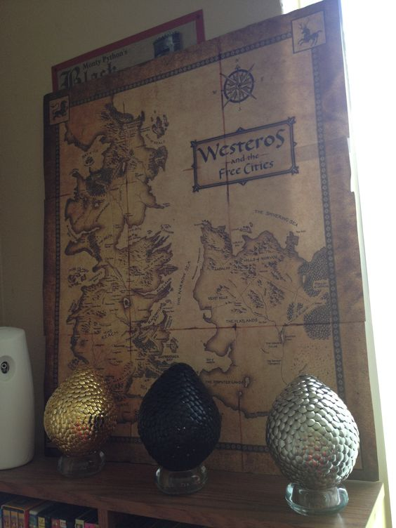 map decorations game of thrones and game of on pinterest. Black Bedroom Furniture Sets. Home Design Ideas