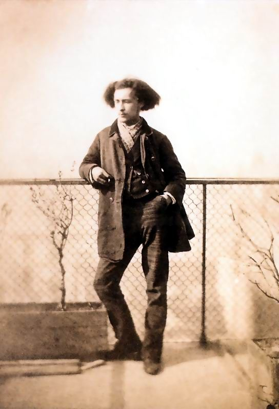Charles Marville, Charles Delahaye, 1852c.