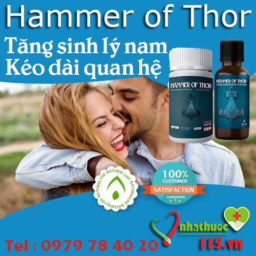 Sản phẩm cần bán: Tư vấn Hammer of thor chính hãng cho nam giới 4562a682b0d8f9e51ad3b502ee0dd160