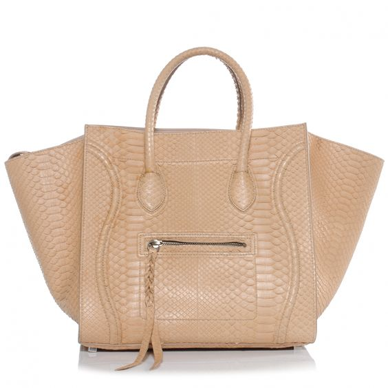 celine bag to buy - C��line Python Phantom Bag Isn't she a beaut? Available to buy ...