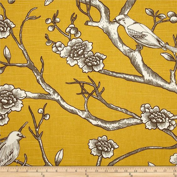 upholstery fabric drapery fabric bird fabric duvet fabric slip cover fabric fabric by the yard home decor fabric exclusivefabric