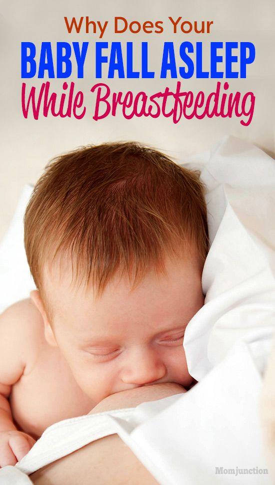 Benefits Of Breastfeeding Baby To Sleep Baby Breastfeeding Breastfeeding How To Fall Asleep