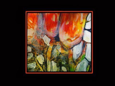 Gerda Lipski Atelier 21 Bildergalerie Abstrakte Malerei