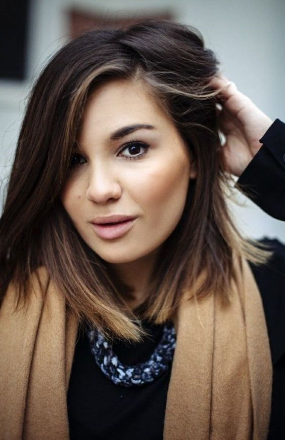 Pleasing Highlights The Face And Unique Hairstyles On Pinterest Short Hairstyles Gunalazisus