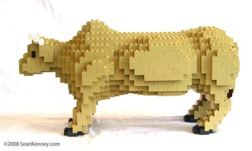 Surprising Lego Art - Fun For All Ages