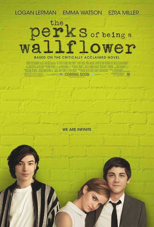 THE PERKS OF BEING A WALLFLOWER 27X40 IN EMMA WATSON 61X90 CM SAM 19.99