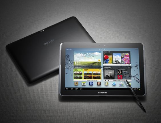 Samsung turns Galaxy Note into a new large tablet - the Galaxy Note 10.1 comes with Adobe Photoshop Touch and Adobe Ideas