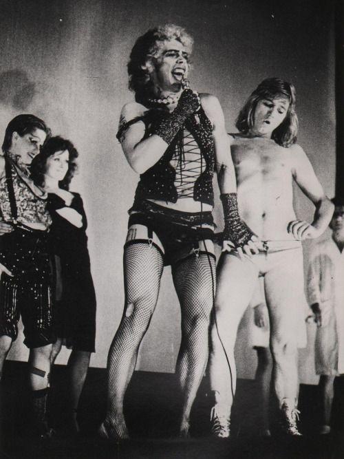 The Rocky Horror Show – London, 1973