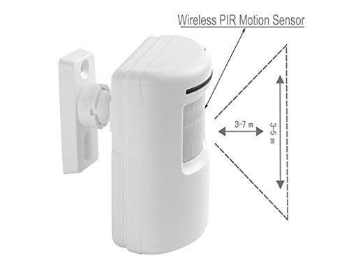 Check Out This Great Gadget For Your Home Home Security Motion Sensor Alarm Outdoor Wireless Drivew Home Security Home Security Alarm Wireless Home Security