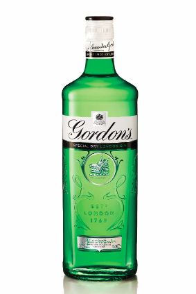 Diageo has redesigned its Gordon's gin bottle in the UK in an effort to give…