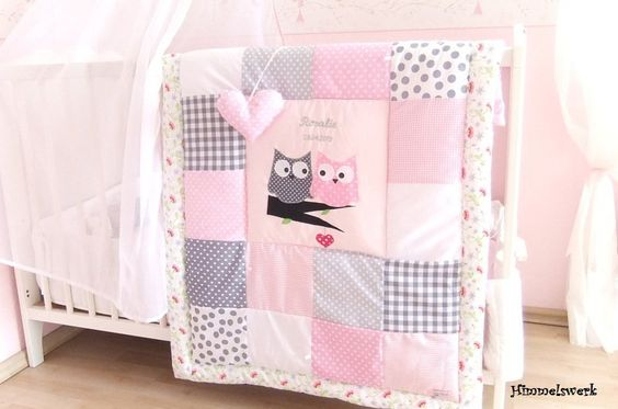 patchworkdecke baby pinterest namen selber machen und baby. Black Bedroom Furniture Sets. Home Design Ideas