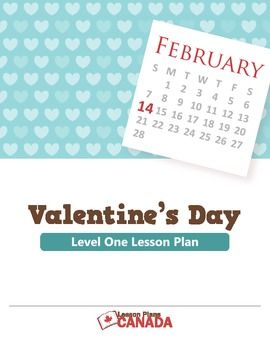 valentine day esl beginners