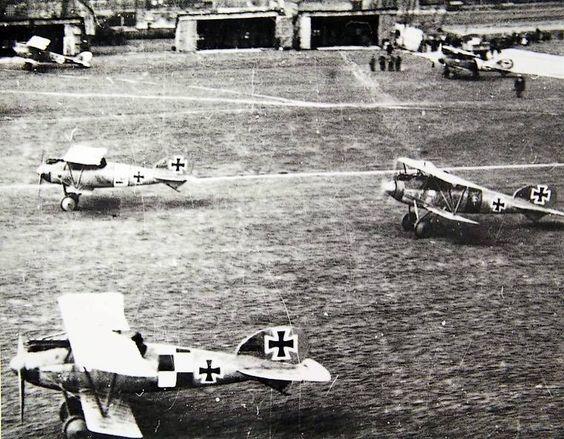 Albatros D.V, Jagdstaffel 5, 1917