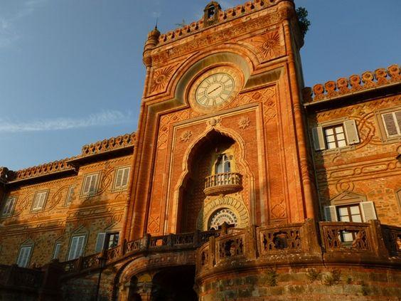 Château de Sammezzano, folie architecturale toscane   Mademoiselle Cécile - Design, Décoration, Architecture