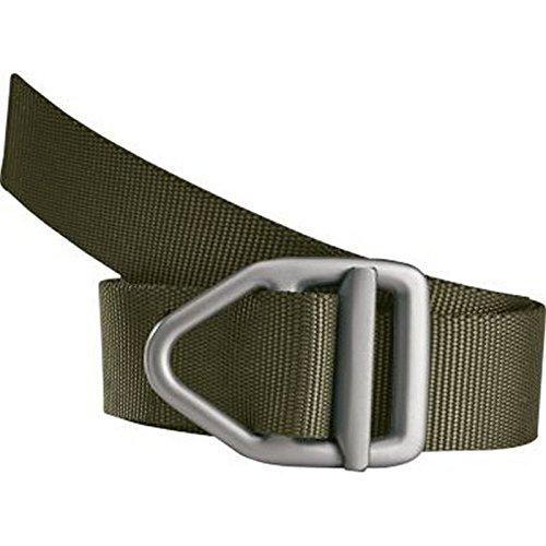 Bison Designs 38mm Wide Light Duty Belt with Gunmetal Buckle