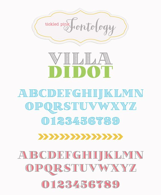 Villa Didot - free