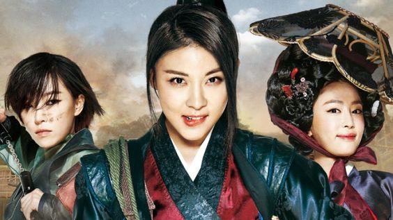 Ha Ji Won on @dramafever, Check it out!