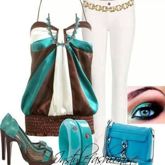 Teal... Love this color