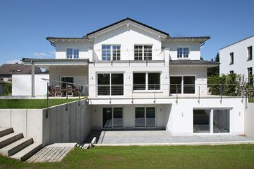 Neubau Einfamilienhaus - traditional - Exterior - Other Metro - mitzepartner projekt GmbH