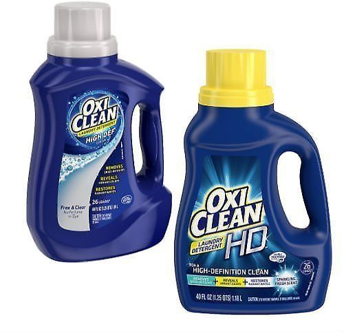 Walgreens Offers Oxiclean 40 Oz Liquid Laundry Detergents 4