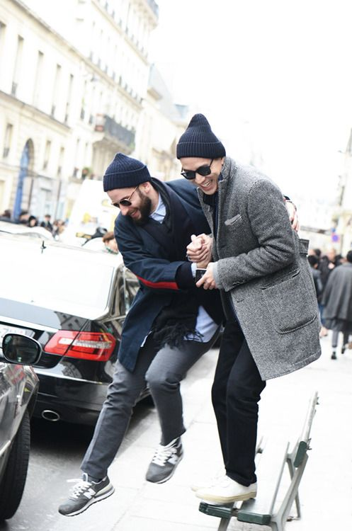 new balance style men