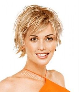 Short hair cut: