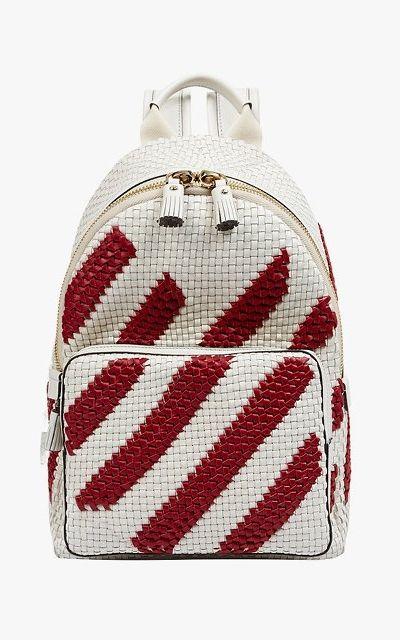 Anya Hindmarch Diamonds mini leather backpack, $1,523.: