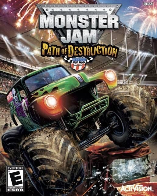MONSTER JAM Pc Game Free Download Full Version