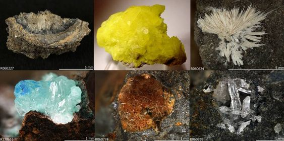 nuevos minerales - Buscar con Google