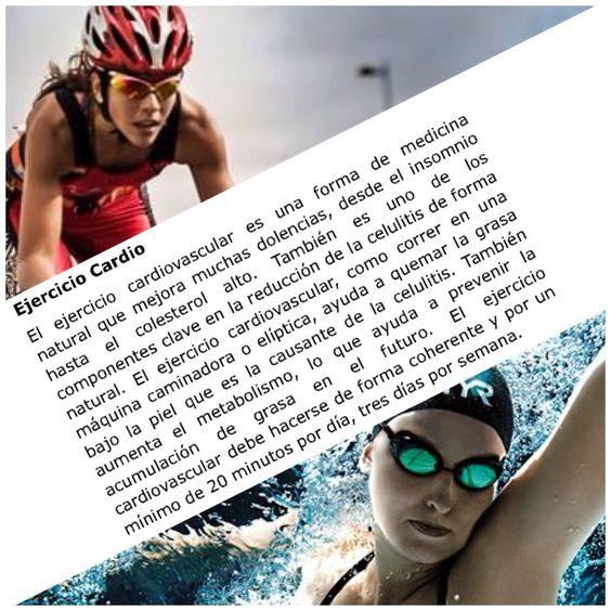 Ejercicio cardio! Pedalea, nada, corre! Mueve tu ❤️ #ejerciciocardio #natación para no tener #celulitis