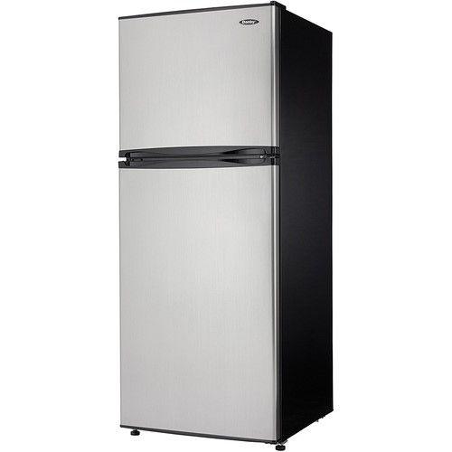 Danby 9 9 Cu Ft 10 Apartment Size Refrigerator Dff100c1bsldb In 2020 Apartment Size Refrigerator Italian Interior Design Refrigerator