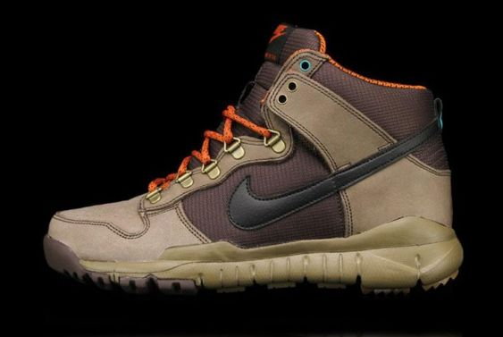 separation shoes 51dbb 4a197 ... Nike Dunk High OMS High tops, Weather and Winter Nike ACG Lava ...