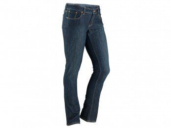 With a slim-looking straight leg cut and five-pocket styling, the #Marmot Rock Spring Jean looks like another fashionable pair of jeans. To make these more comfo...