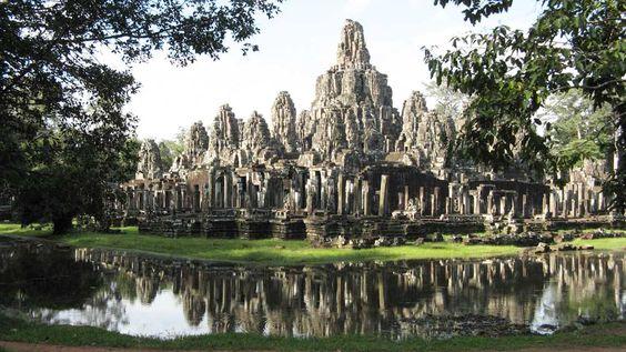 Camboja , Angkor Wat Temple