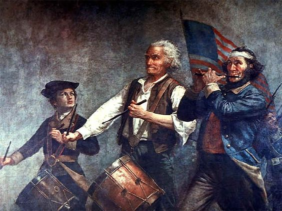 Proud to be a Daughter of the American Revolution