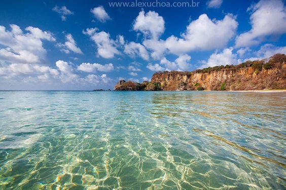 Praia do Sancho - Fernando de Noronha - Brasil