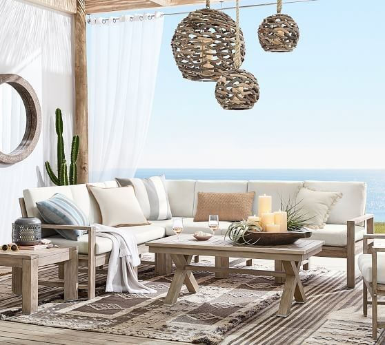 The Best Patio Furniture Decor For, Pottery Barn Deck Furniture