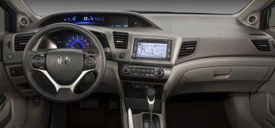 Navigatie Honda Civic Sedan 2012-