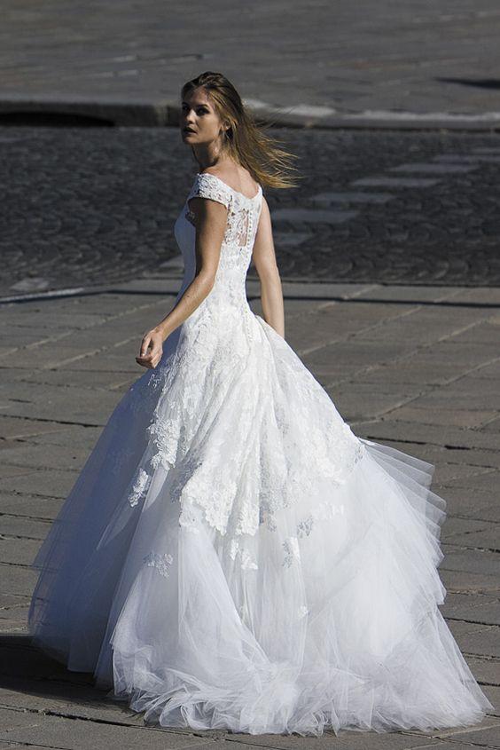 Robe de mariée 2013 : la collection Cymbeline