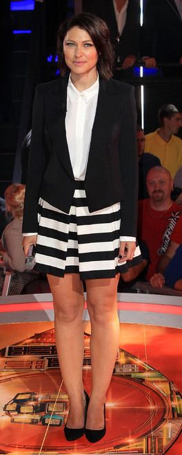 Woman [Style] Crush Wednesday   Emma Willis #wcw