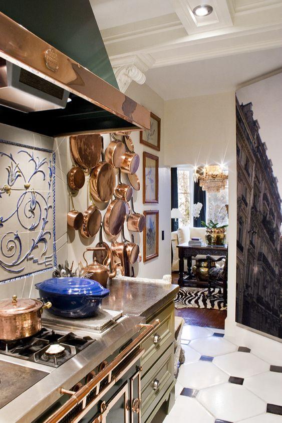 Kitchen Design Reviving Charm