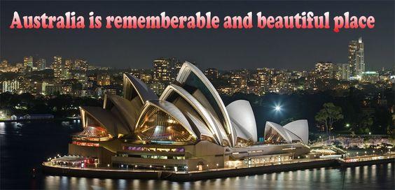 Australia to sydney