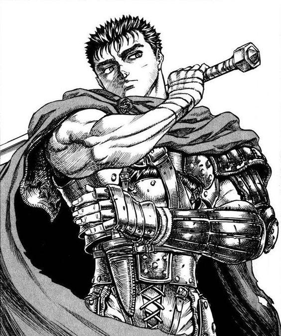 Berserk Manga By LalyKiasca.deviantart.com On @deviantART