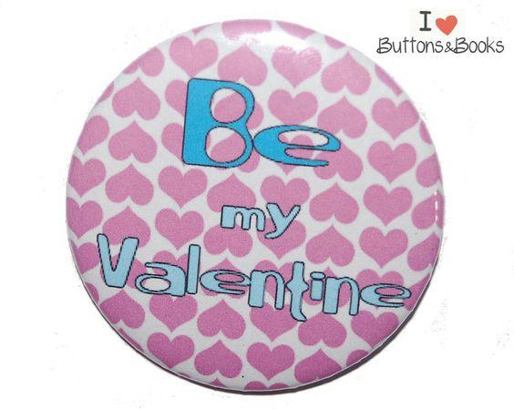Love-Button-50mm-Ansteckbutton+Valentinstag+Liebe+von+Buttons&Books+auf+DaWanda.com